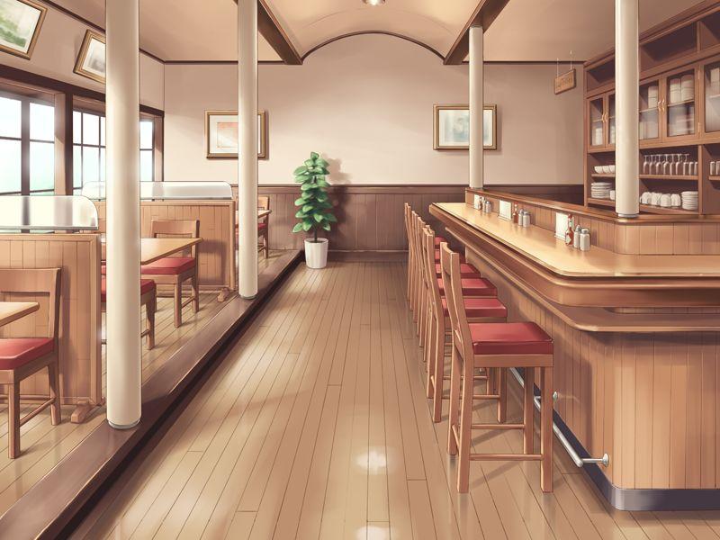 Restaurant (Anime Background